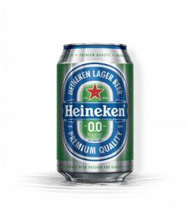 Cannette Heineken 0.0