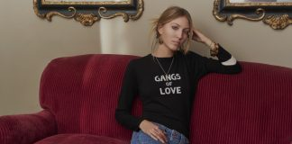 J Brand x Bella Freud Collection Capsule