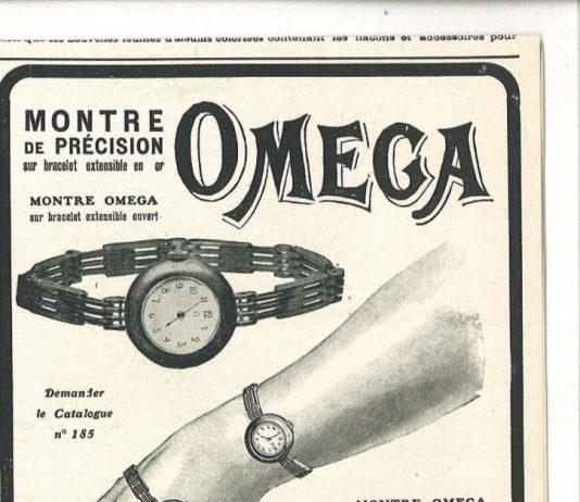 1908 advertisement from Kirby Beard & Co Paris