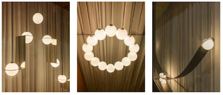 lambert fils illumine la vitrine de the conran shop. Black Bedroom Furniture Sets. Home Design Ideas