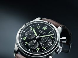 The Longines Avigation Eyes