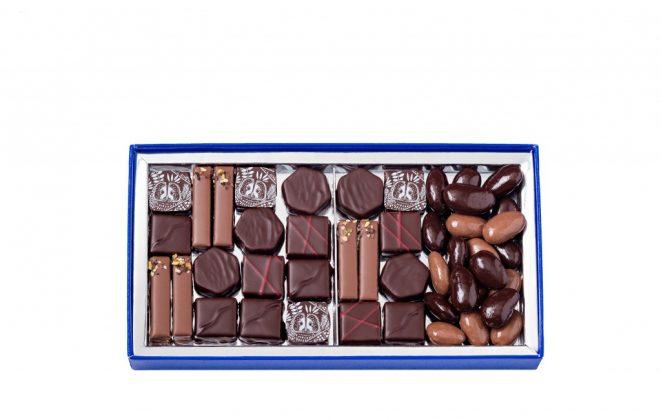 La Maison du Chocolat -Coffret T2 ouvert - 41€