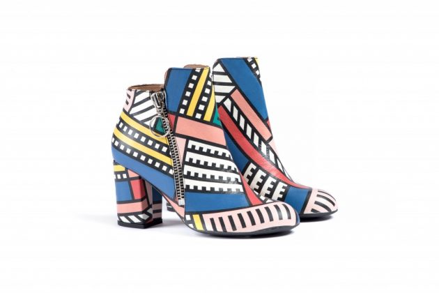 Made by SARENZA X Camille Walala Heeled Boot 149E - CHF 155 (3)