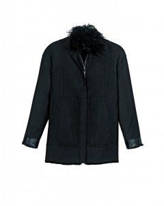 Manteau réversible Longchamp capsule intempor'elle