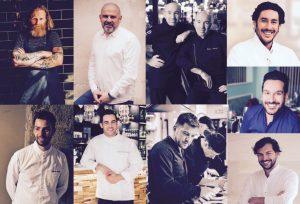 chefs uberEATS x BEG