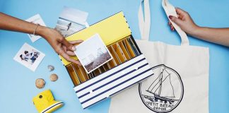 La Family Memory Box by Cheerz x Petit Bateau