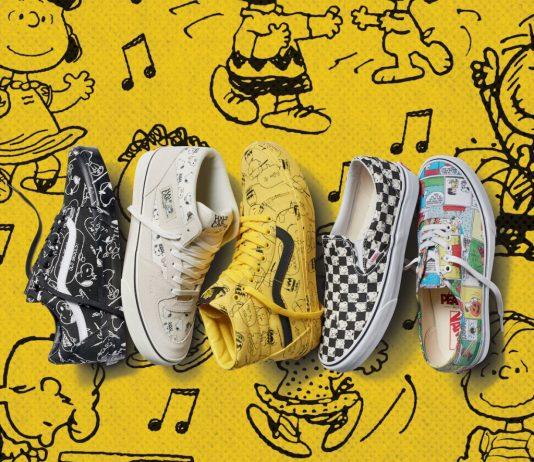 Vans x Peanuts