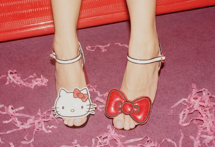 Asos x Hello Kitty chaussures