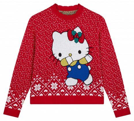 Asos x Hello Kitty pull de Noël