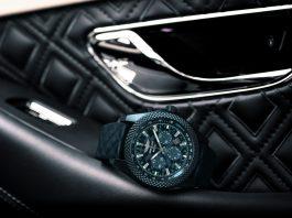 Bentley GT Dark Sapphire Edition