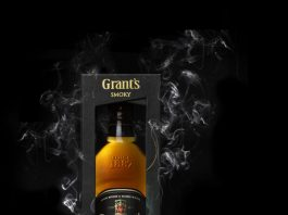 Coffret Grant's Smoky