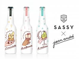 Collection Jean André x Sassy