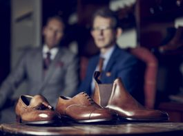 Crockett & Jones - 20th Anniversary Collection