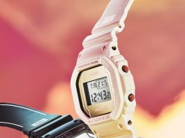 Montres G-Shock x Pigalle