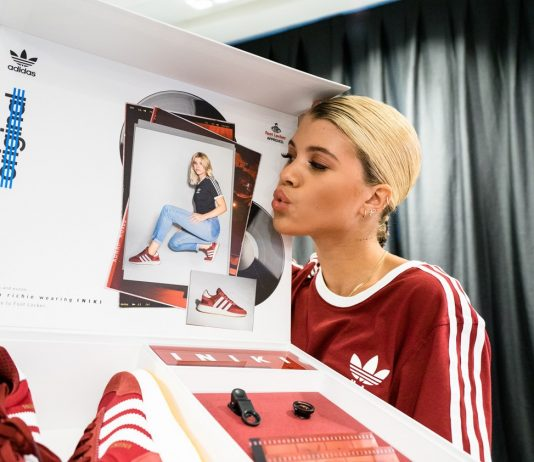 adidas Iniki Foot Locker x Sofia Richie