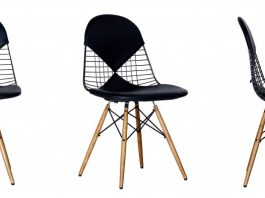 The Conran Shop La Chaise Wire DKW Vitra
