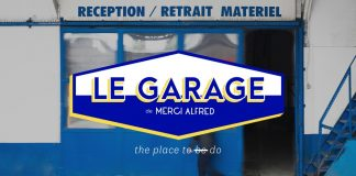 Le Garage Merci Alfred