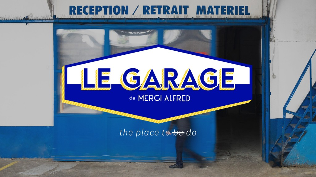 Le garage merci alfred un lieu encore secret mais inspirant for Garage paris bar
