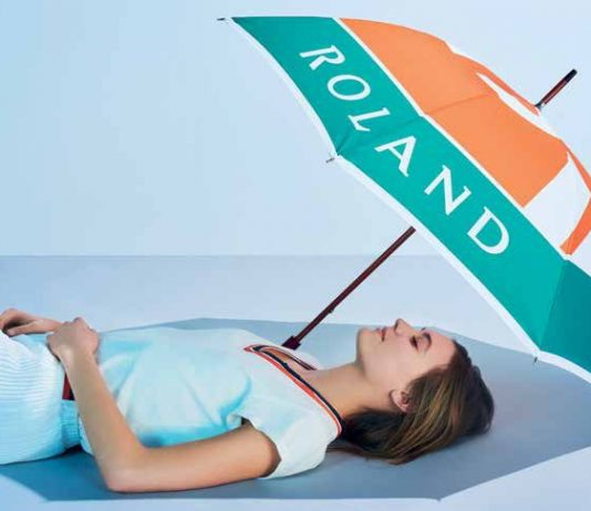 Collection Roland Garros x Lacoste 2018