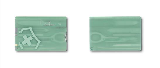 Serie limitée Victorinox Swisscard