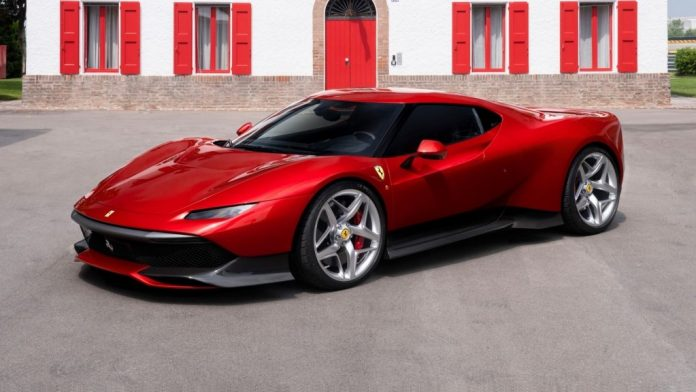 Ferrari-SP38-5 by Ferrari Design Center