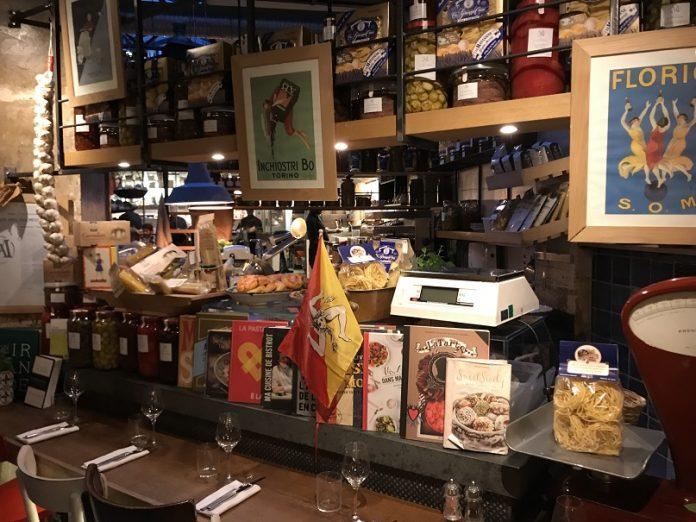 Restaurant Les amis de Messina