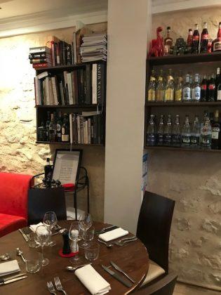 Restaurant l'Escient - Paris