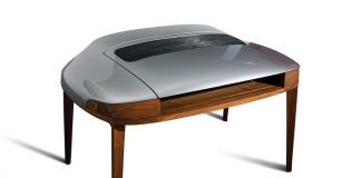 Porsche writing desk by 3gjb17