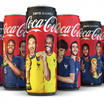 Canettes coca-cola équipe-de-france-coupe-du-monde-2018-champion