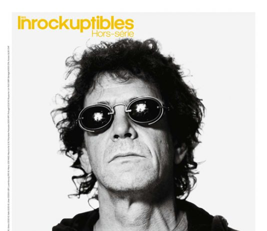 Hors-serie Lou Reed - Les Inrockuptibles © renaud monfourny