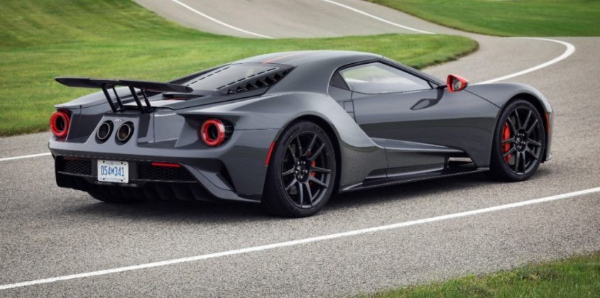 New 2019 Ford GT Carbon Series