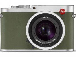 Leica Q Khaki édition limitée