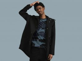 Collection capsule Fred Perry x Arktis