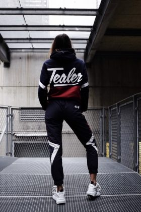 Collection capsule Tealer x DPLS