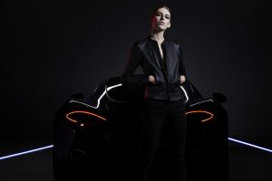 Collection capsule - Belstaff X McLaren