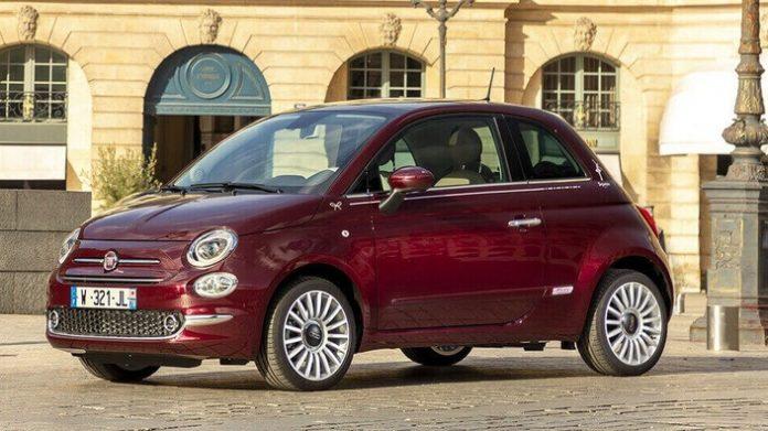 série spéciale Fiat 500 by Repetto