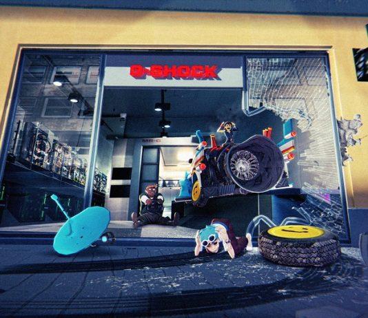 Gorillaz x G-SHOCK