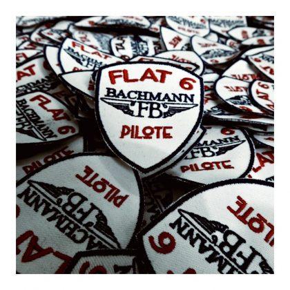Veste pilote Bachmann x Flat6