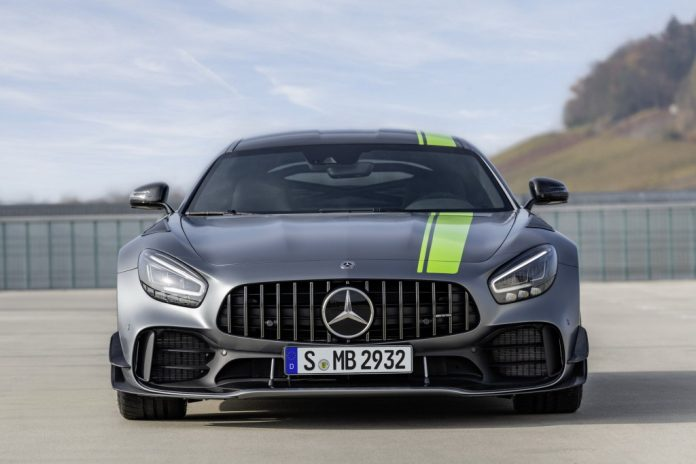 Série limitée Mercedes-AMG GT R Pro
