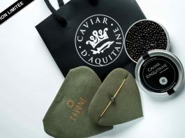 Caviar d'Aquitaine x Layone
