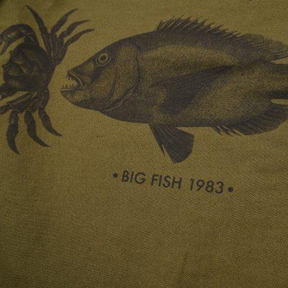 Collection capsule Bleu de paname x Big Fish 1983