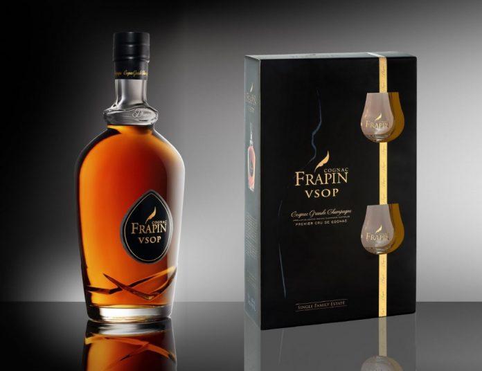 Coffret Cognac FRAPIN-VSOP 2018
