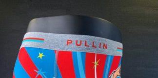 édition limitée boxer Pullin Santa Party