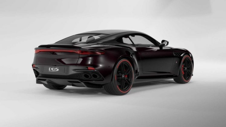 Aston Martin DBS Superleggera TAG Heuer Édition