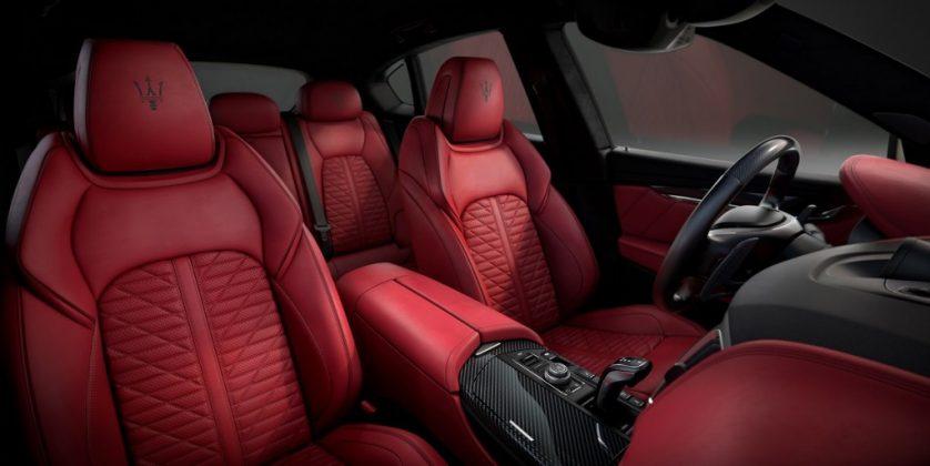 Levante Vulcano Maserati