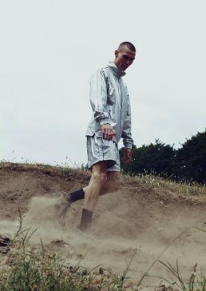 Track Shorts - Rains