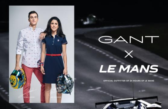 Gant x Le Mans