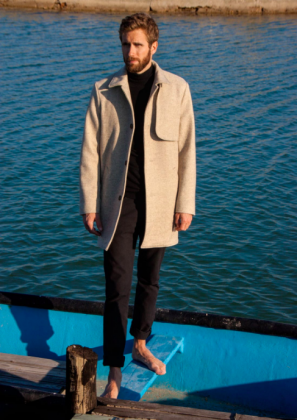 Le Manteau long