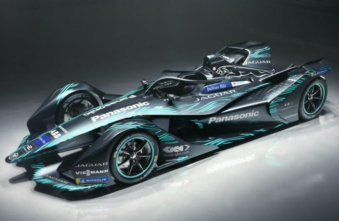 Jaguar I- Type 3