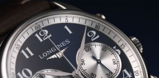 Bucherer blue édition Longines